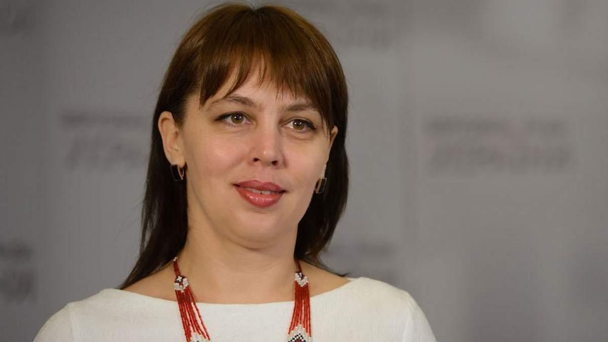 Наталія Веселова