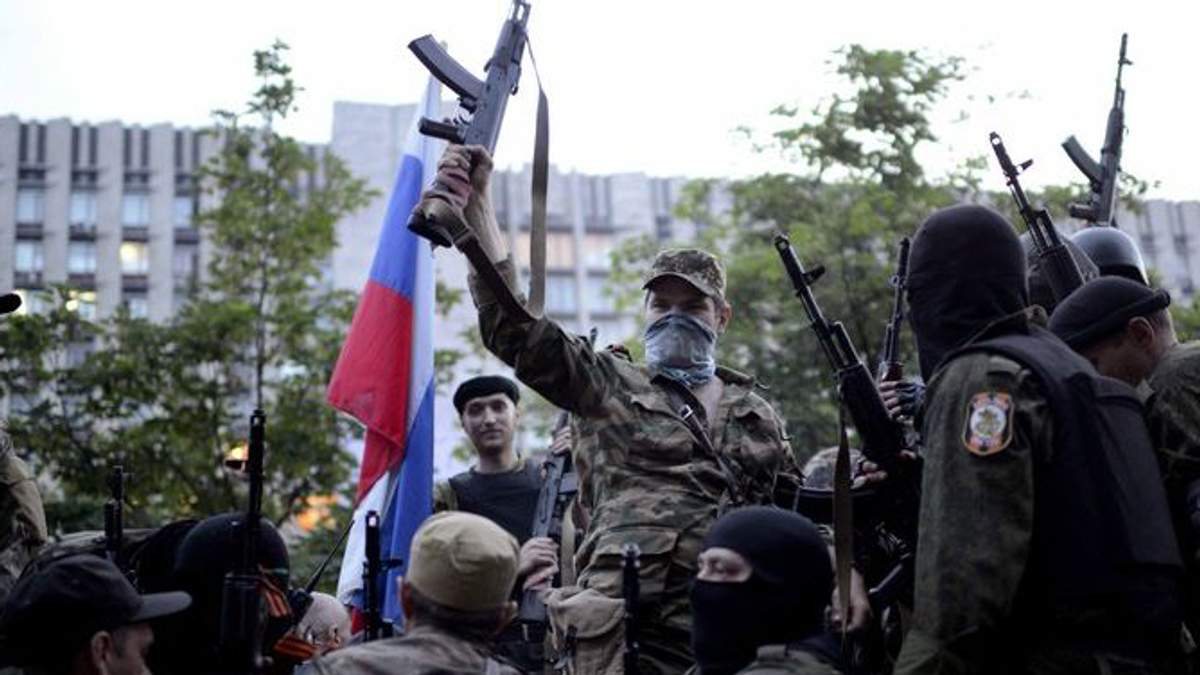 Террористы Донбасса продолжают нарушать перемирие: есть раненый