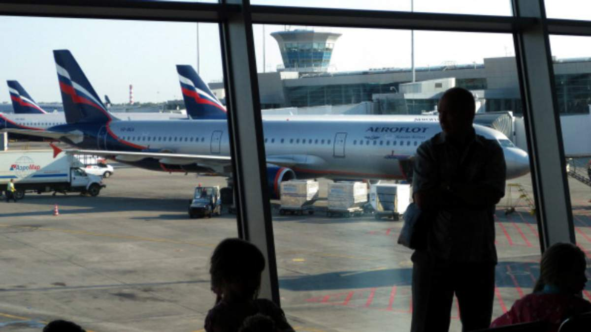 """""""Мінували"""" всі чотири московські аеропорти"""