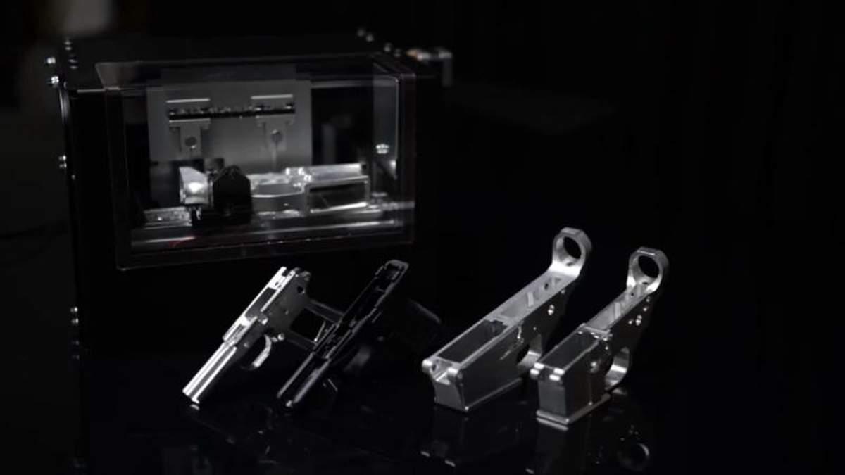 Вызов огнестрела: в США поступил в продажу 3D-принтер для печати оружия