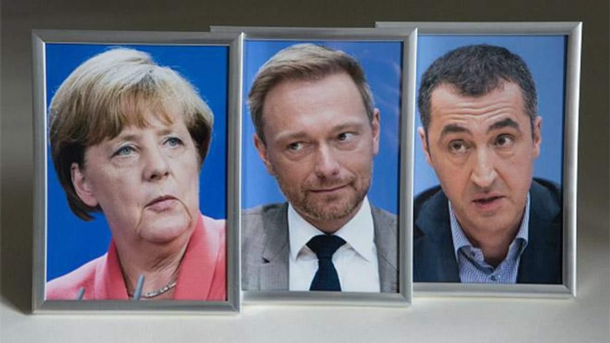 Меркель оголосила про початок переговорів щодо формування коаліції