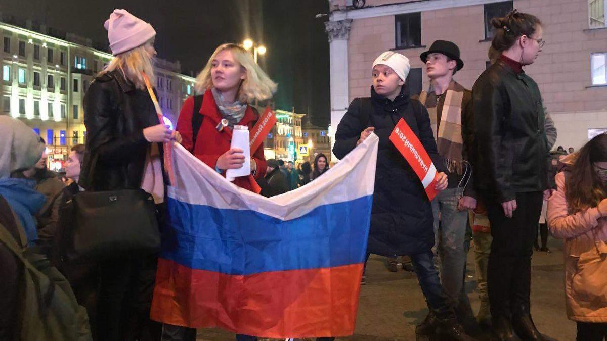 Майдан у Росії: прихильники Навального вирішили розбити намети на Манежній площі