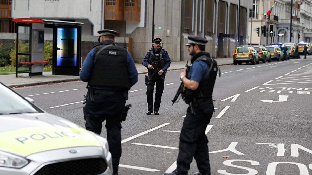 Наезд автомобиля на людей в Лондоне: в полиции сделали заявление