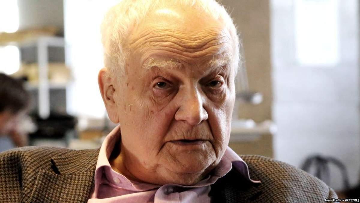 Помер відомий російський академік В'ячеслав Іванов