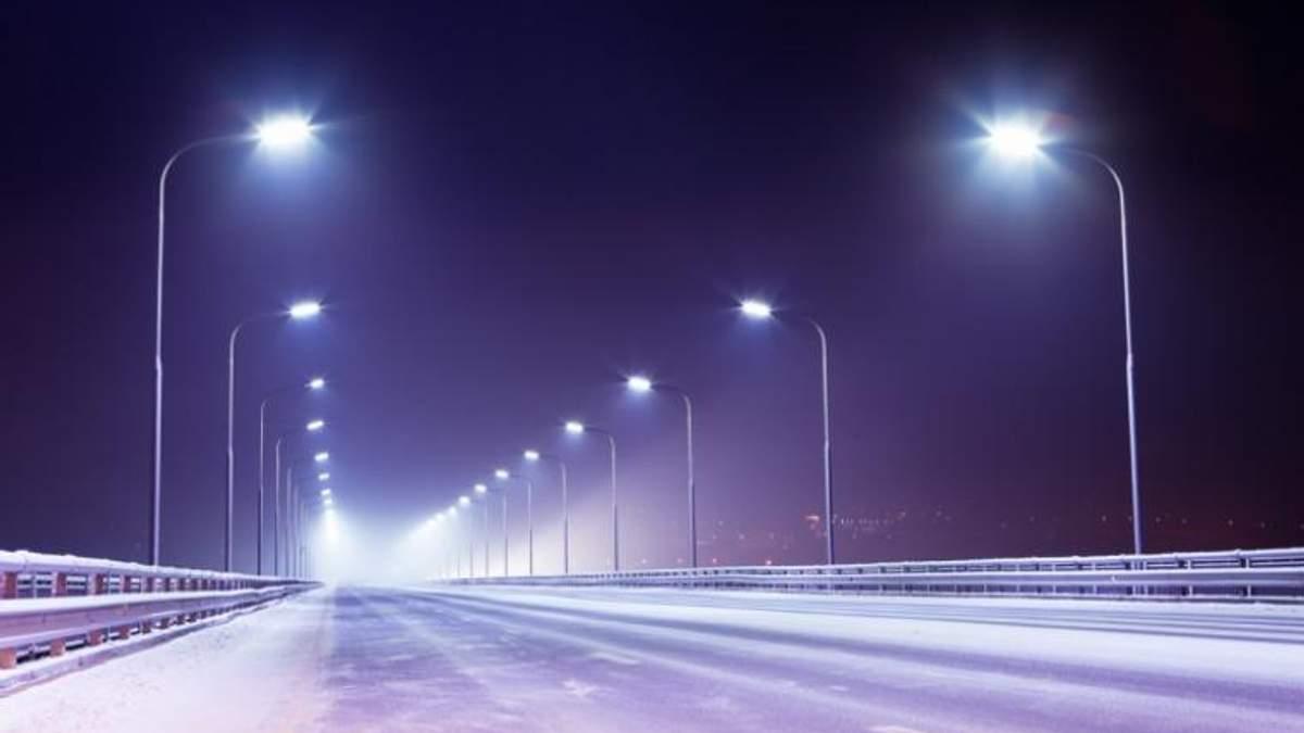 Світлодіодне вуличне освітлення
