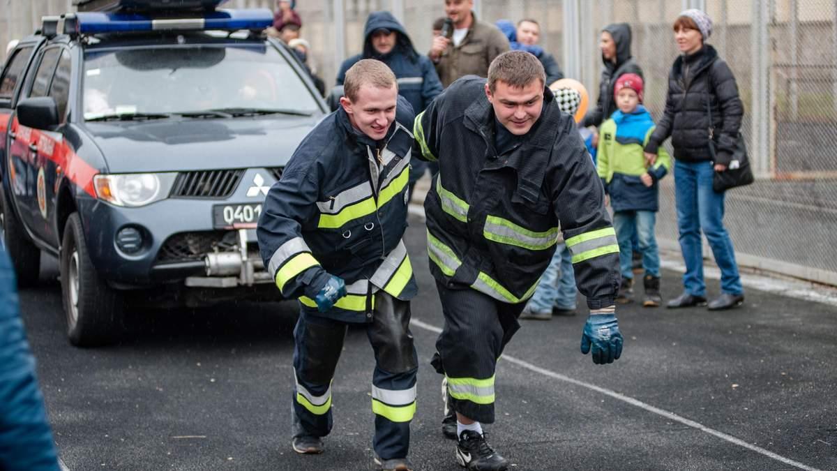 Служба чрезвычайных ситуаций в третий раз провела фестиваль безопасности