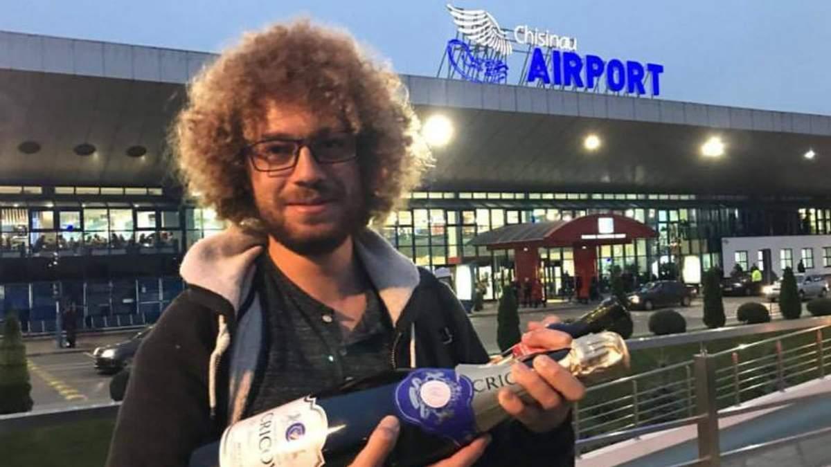 Варламов каже, що він зараз у Молдові