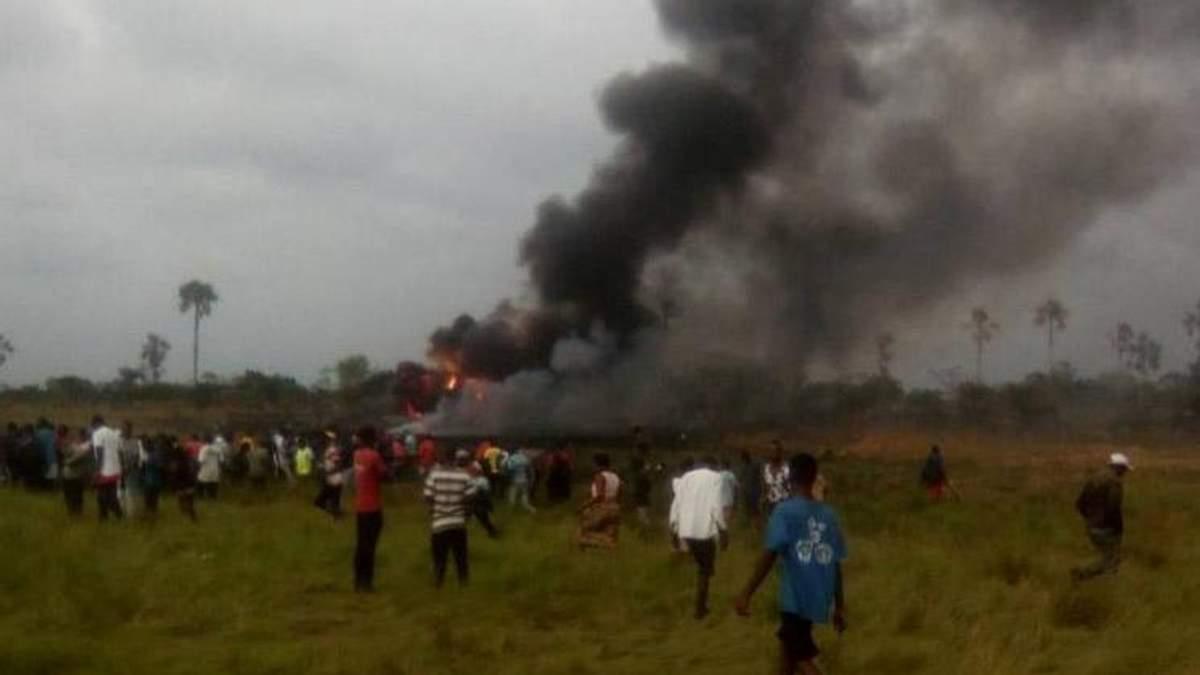 Українське МЗС зробило заяву щодо загибелі українців у авіакатастрофі в Конго