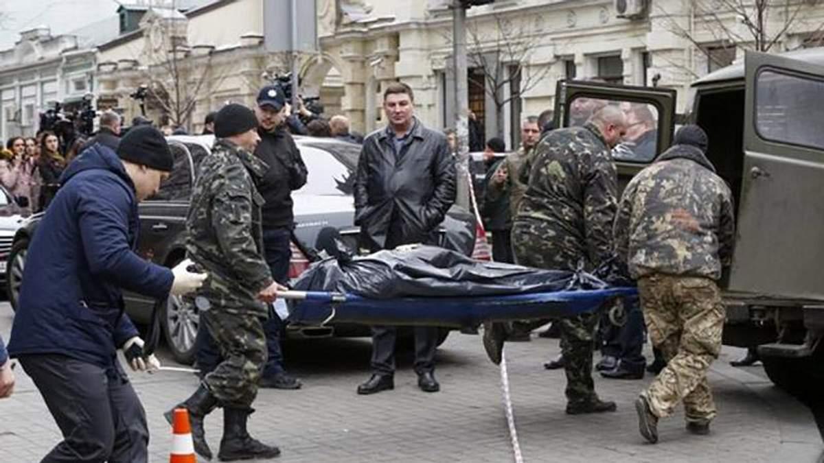 Следователи рассказали неизвестные детали о группе киллеров и убийстве Вороненкова