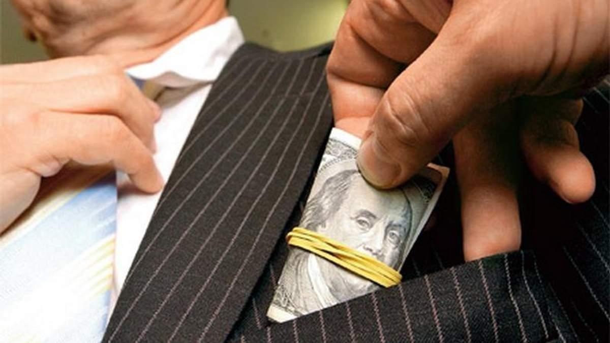 Системную коррупцию быстро преодолеть не удастся