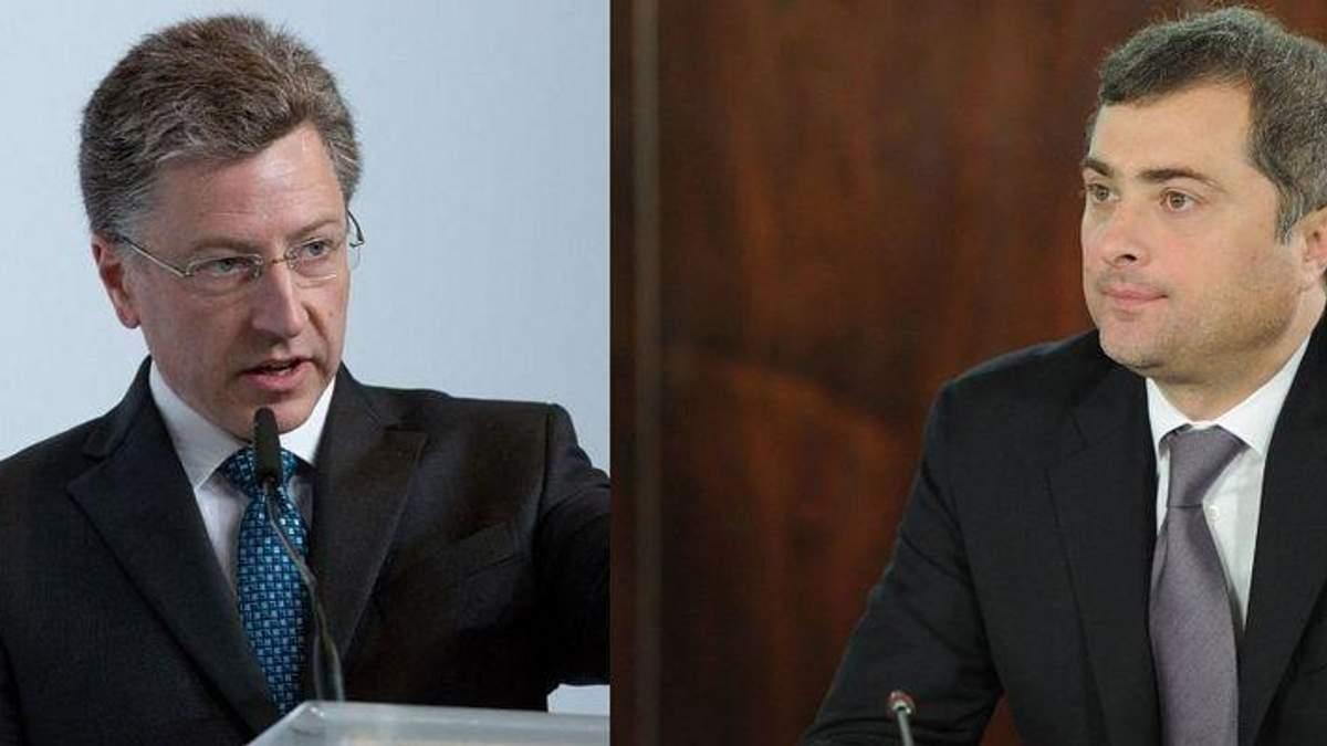 Волкер та Сурков перетворять Україну на конфедерацію, – експерт