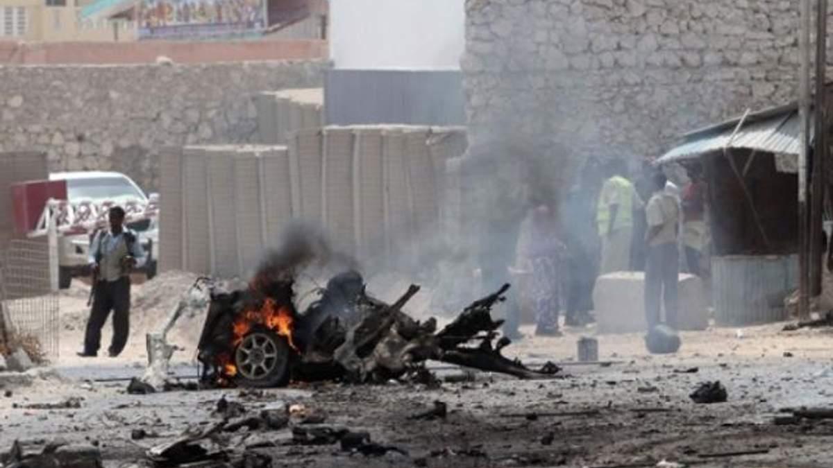 Теракт в Сомалі