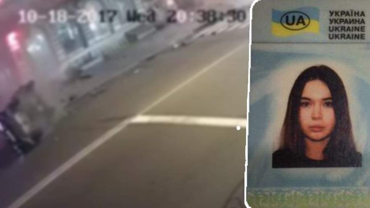 Авария в Харькове: видео с камер наблюдений  (18+)