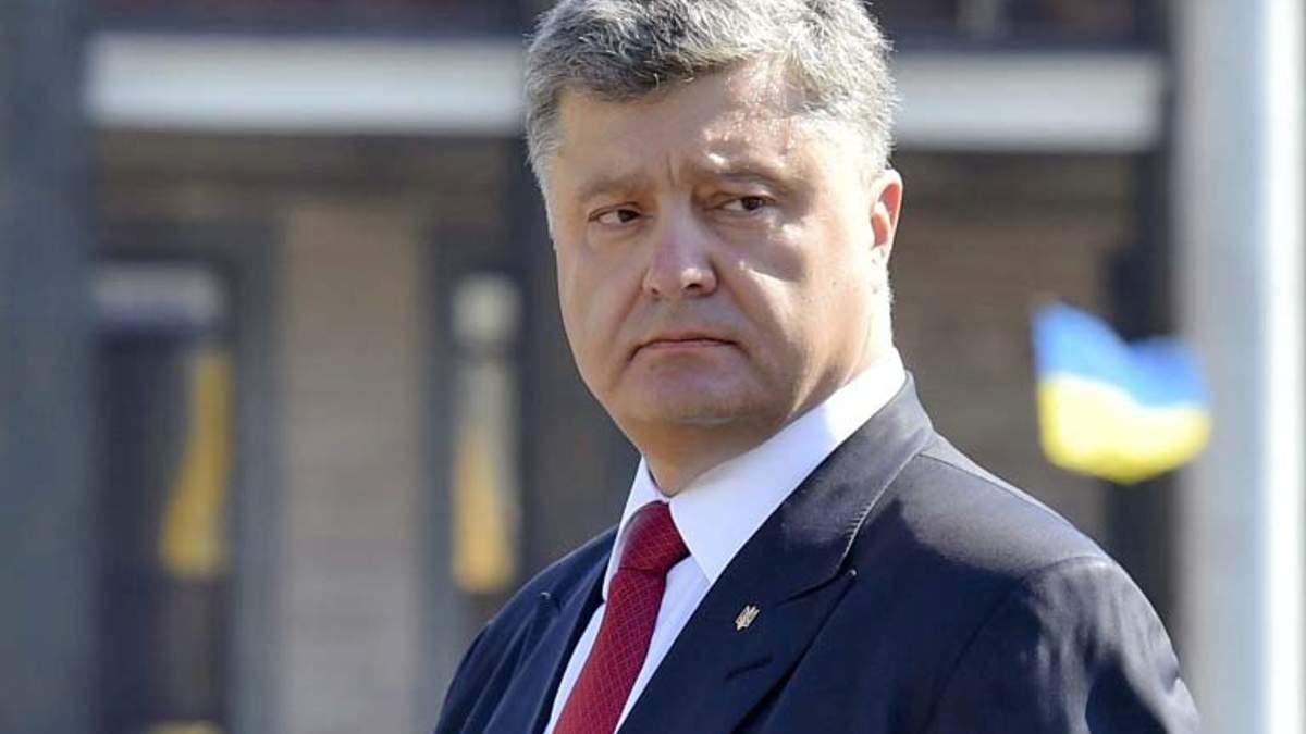 Остановит ли Порошенко эскалацию политической ситуации в Украине?