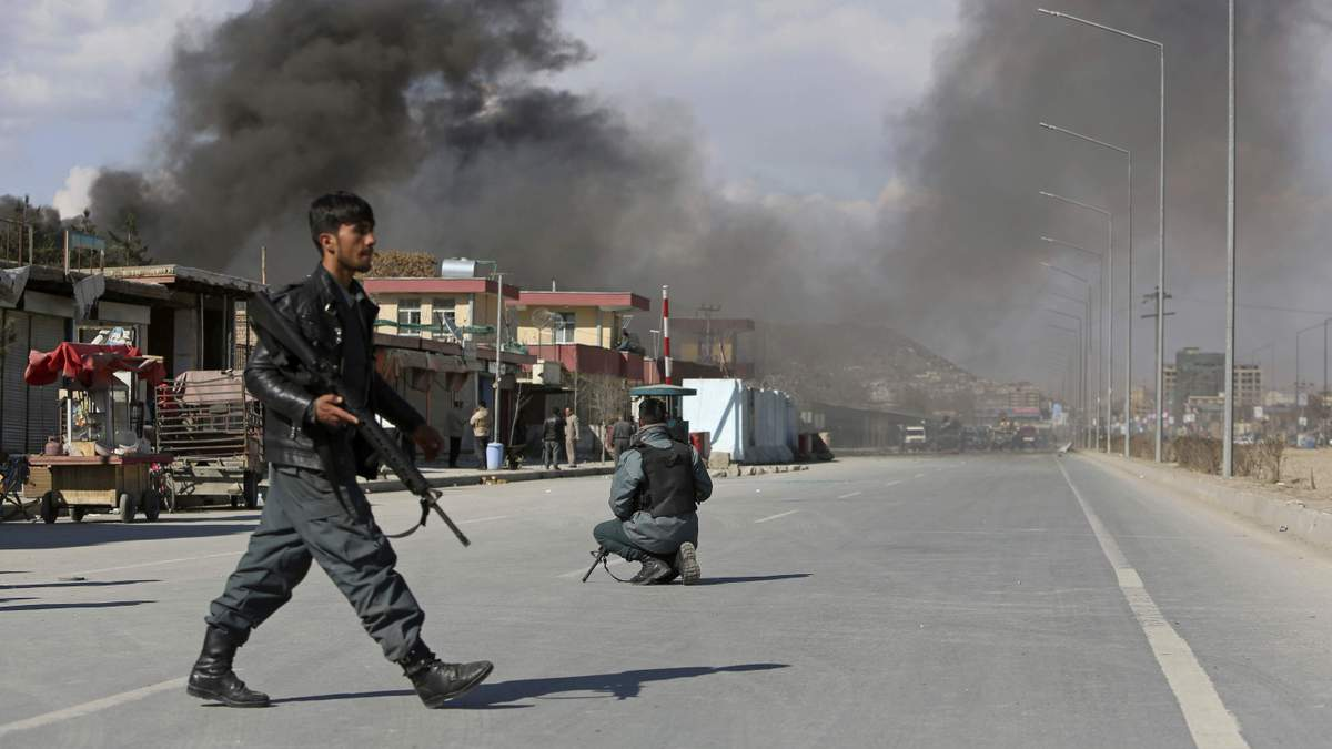The attack on the school in Kabul raised despair