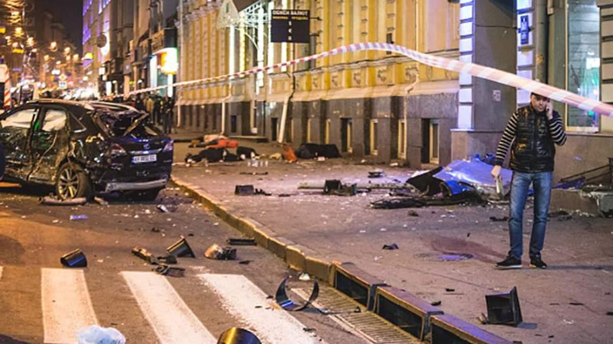 Суд объявил еще одно решение по Зайцевой, которую обвиняют в смертельном ДТП в Харькове