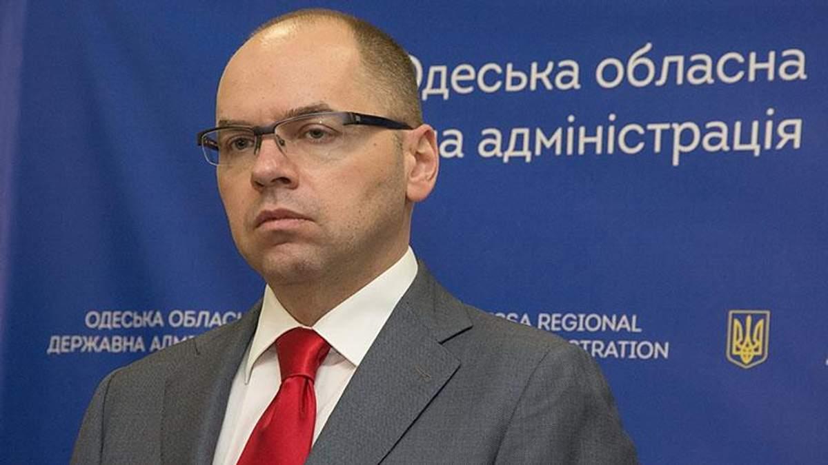 Голова Одеської ОДА прокоментував обшуки в Труханова