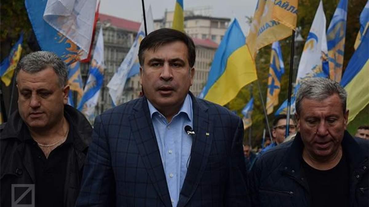 Не Майдан: під стінами Ради деякі політики відстоюють власні інтереси