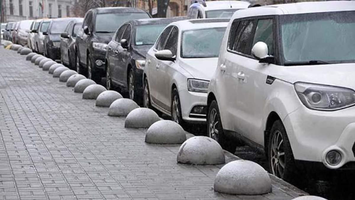 Столичная власть готовит для автомобилистов нововведения