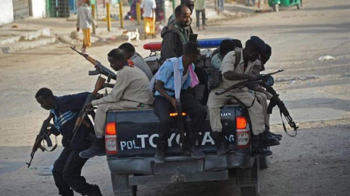 В Сомали взорвали два автомобиля: есть жертвы