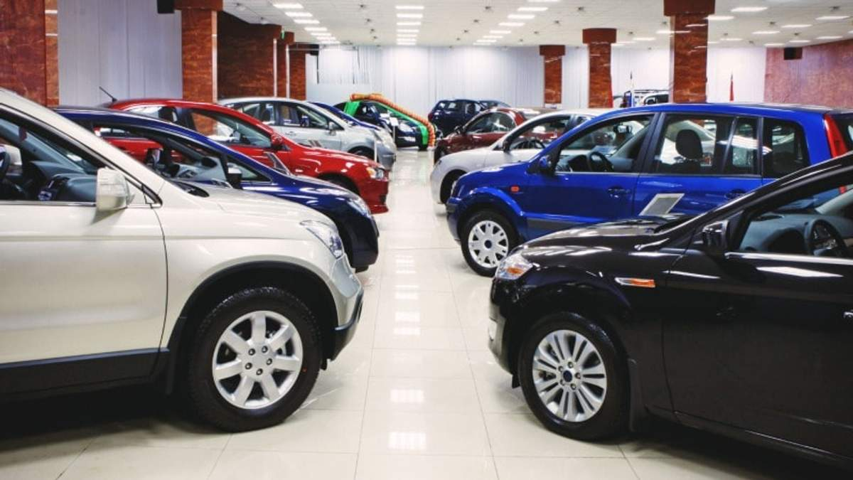 Українці витратили на нові автомобілі 41 мільярд гривень