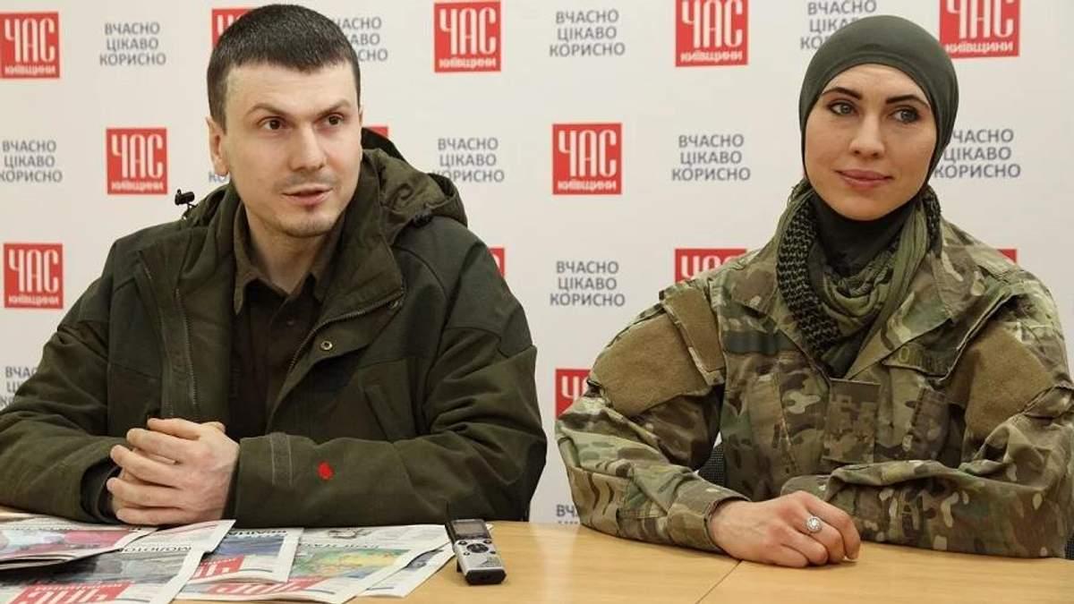 Убита Амина Окуева: видео комментария мужа Адама Осмаева