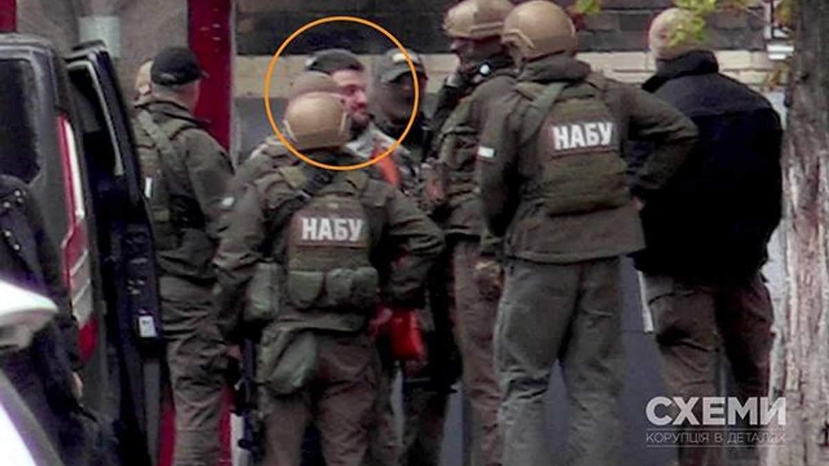 Сына Авакова задержали: видео и фото задержания Александра