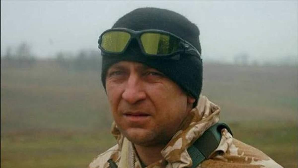Стали відомі деталі загибелі офіцера Нацгвардії на Донбасі
