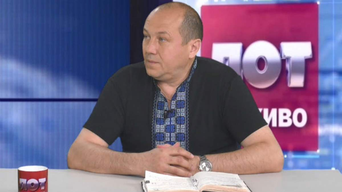 Убили Сергея Самарского