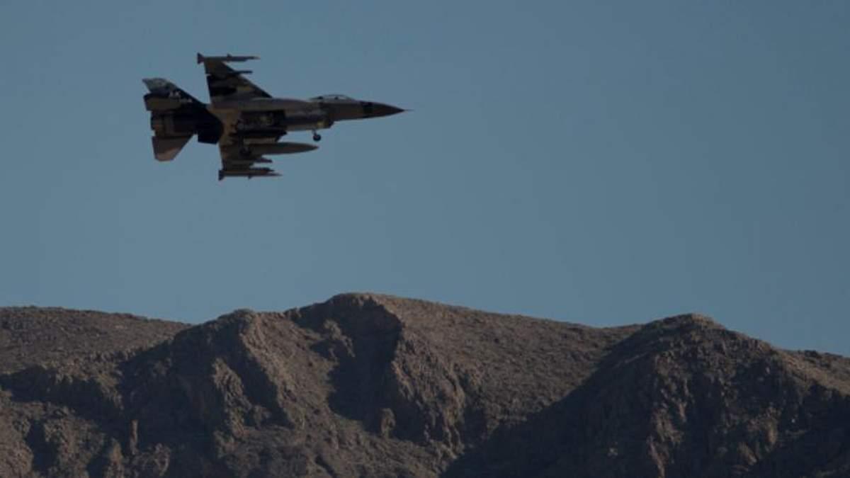 Авиация США впервые нанесла удар по позициям ИГ в Сомали