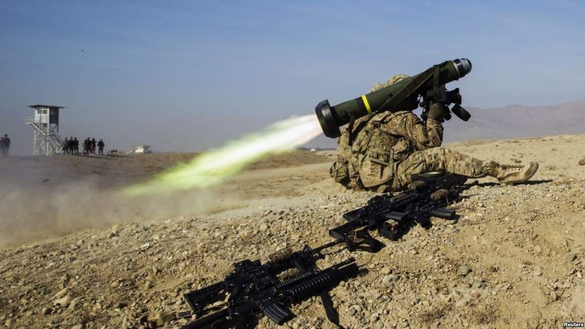 У США є три варіанти передачі Україні летальної зброї