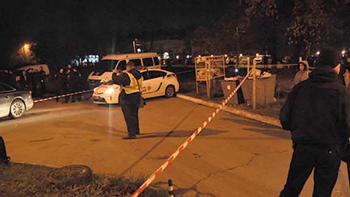 У Харкові з автомата обстріляли авто: у поліції дали перший коментар