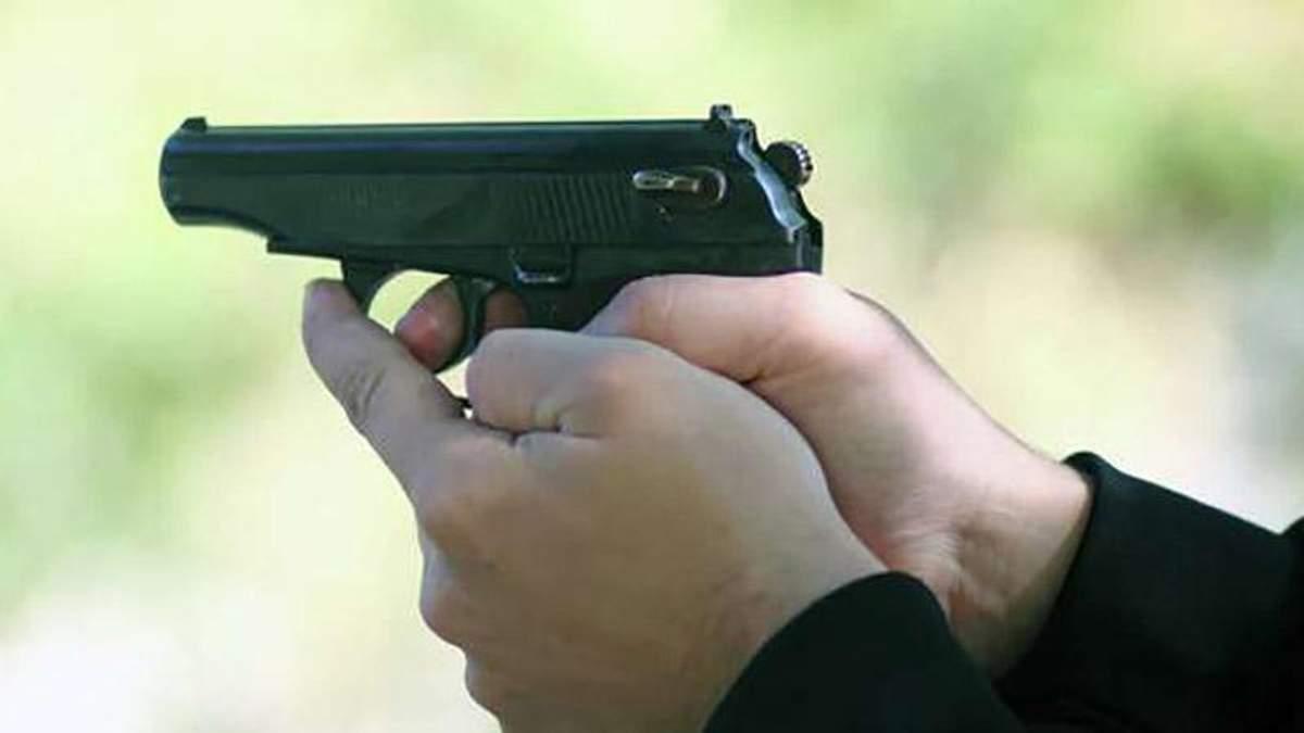 Стрілянина у Хмельницькому