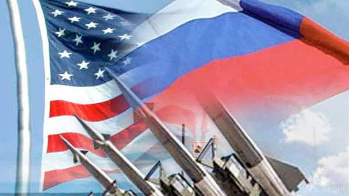 Можливе загострення стосунків між СШа та Росією