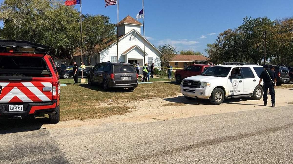 Полиция установили личность мужчины, расстрелявшего в церкви США почти 30 человек