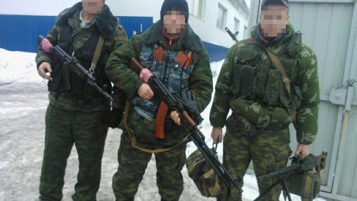 """У Харківській області СБУ затримала бойовика """"ЛНР"""""""