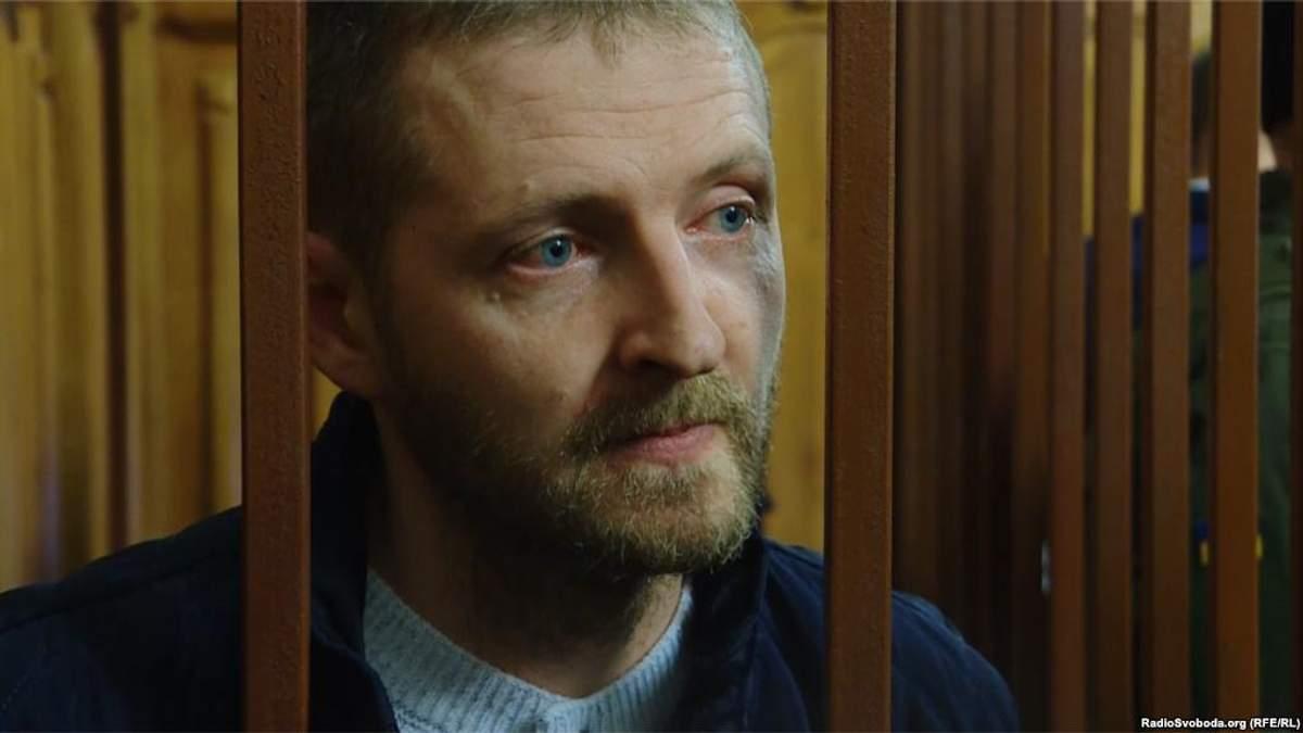 Суд звільнив з-під варти прикордонника Колмогорова, засудженого на 13 років