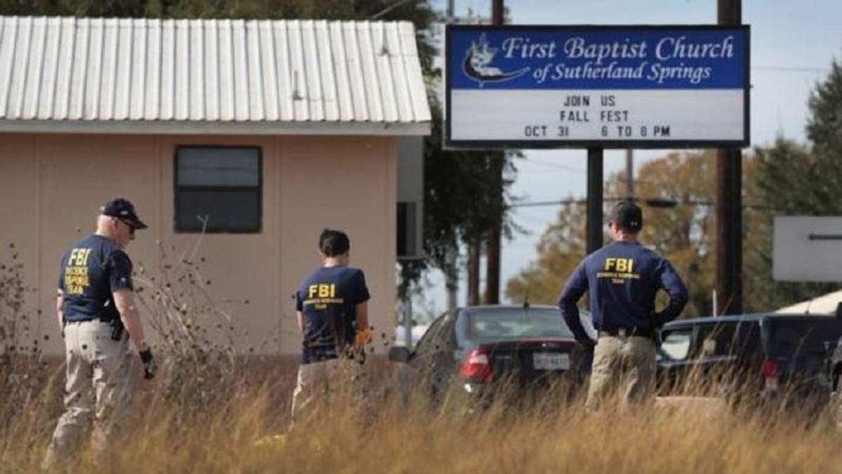 Появились возмутительные подробности о техасском стрелке
