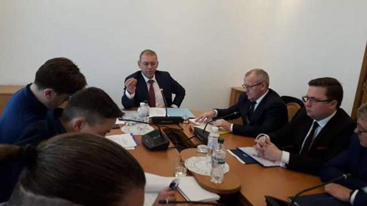"""У Комітеті вирішують долю Закону """"Про реінтеграцію Донбасу"""""""