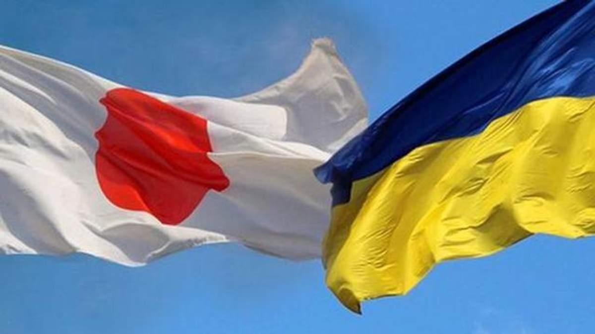 Визовый режим с Украиной упрощает Япония