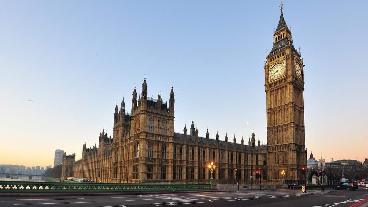 У Великобританії назвали точний час виходу країни з ЄС