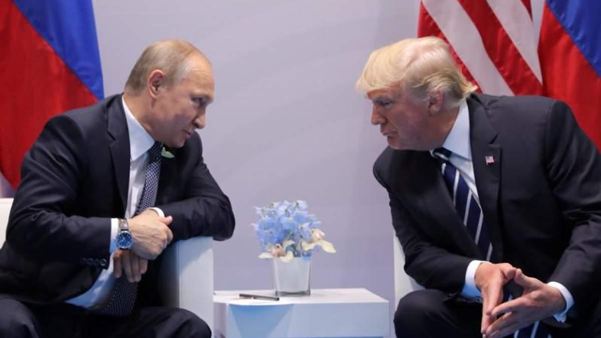 В США не подтверждают встречу Трампа и Путина во Вьетнаме