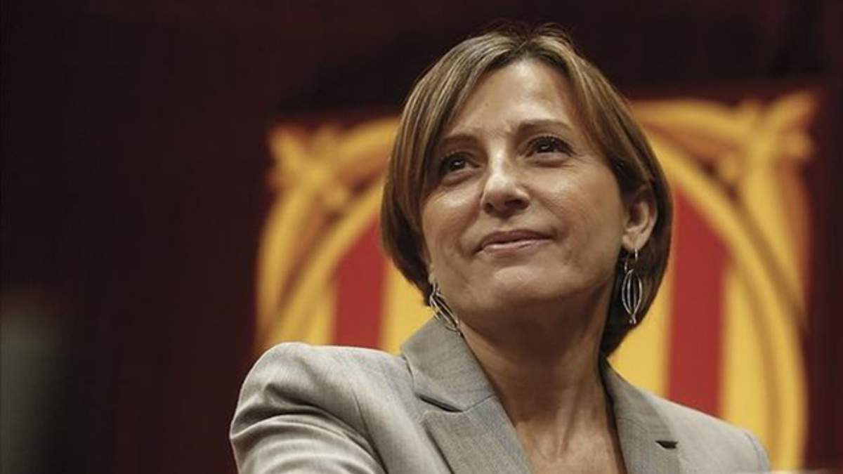 Суд Испании арестовал экс-спикера парламента Каталонии и еще четырех членов президиума