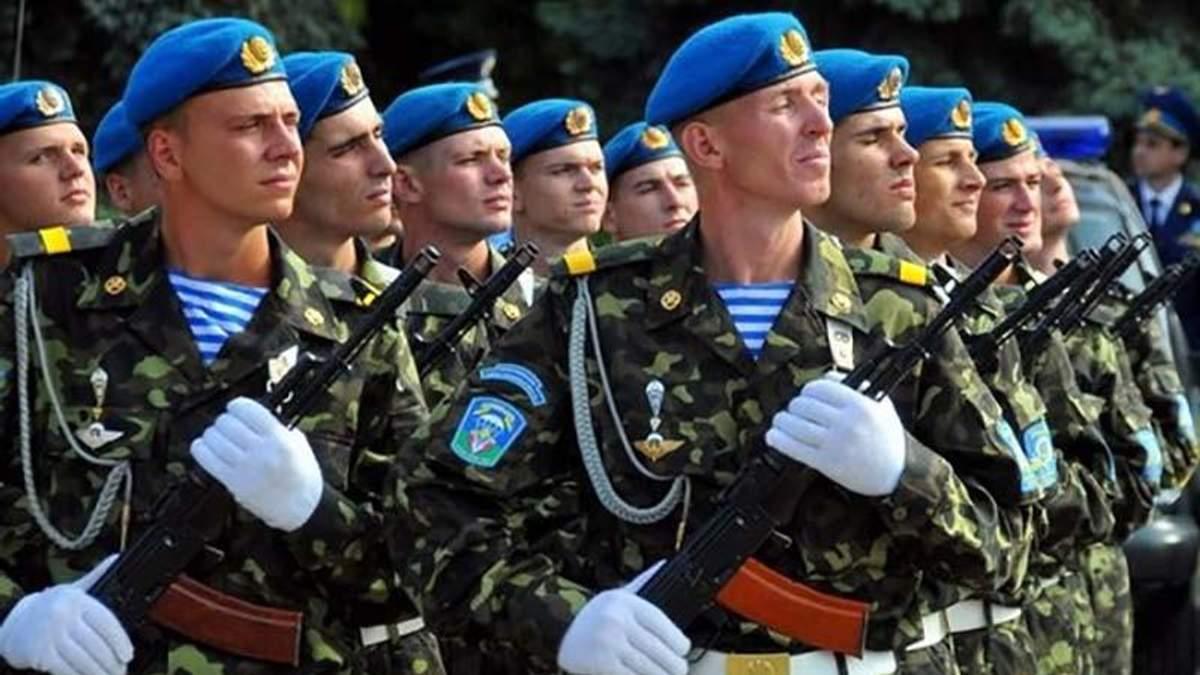 Українські ВДВ змінюють назву та однострій: думка десантників щодо змін