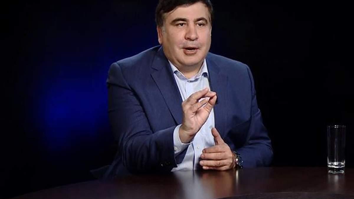 """Саакашвили передали сына в аэропорту """"Борисполь"""""""