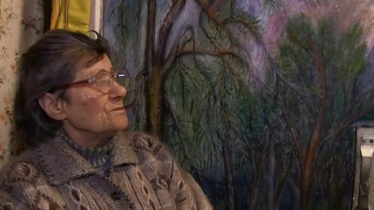 Ніколи не пізно: як херсонська бабуся стала визнаною художницею, вийшовши на пенсію
