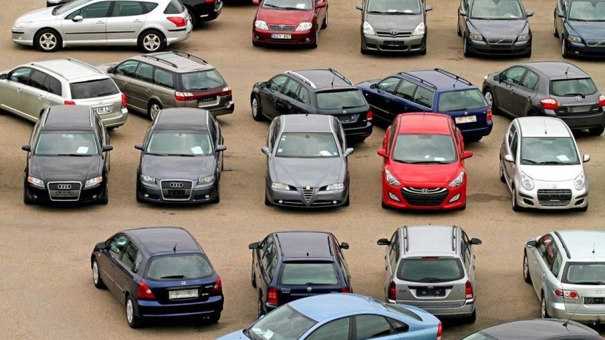Авто на литовских номерах Украина 2017: что ждет владельцев