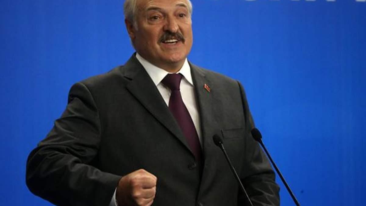 """Лукашенко заявил о совместных планах с Россией построить """"Союзное государство"""""""