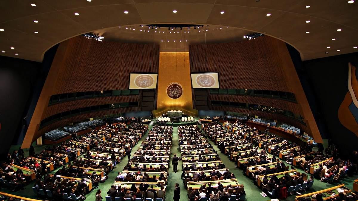 В ООН приняли обновленный проект резолюции по правам человека в Крыму