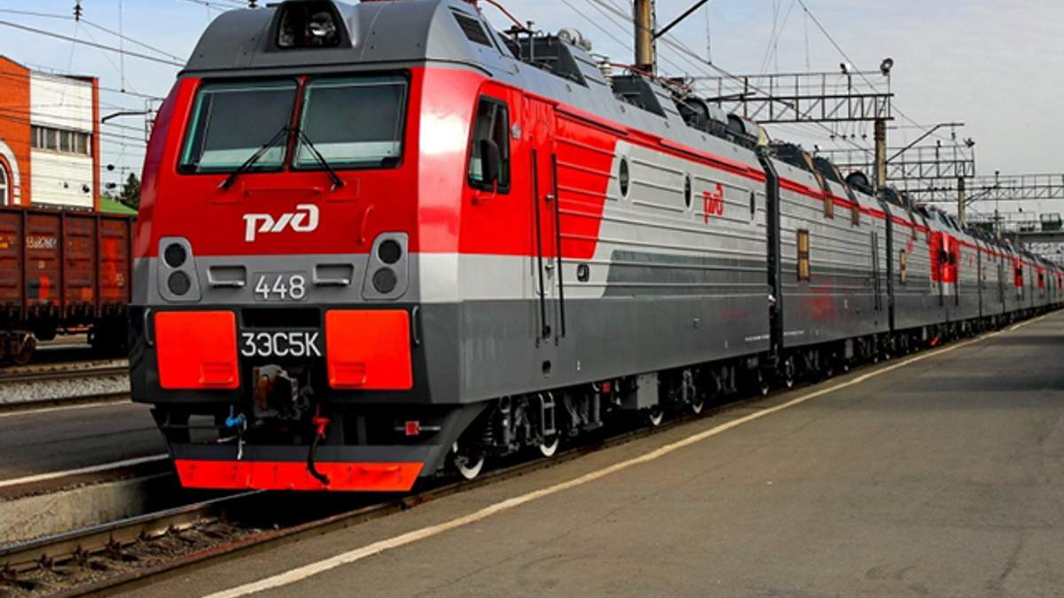 Россия запустила в обход Украины пассажирские поезда